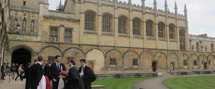 Oxford Inggris, Kota Pelajar Yang Menarik