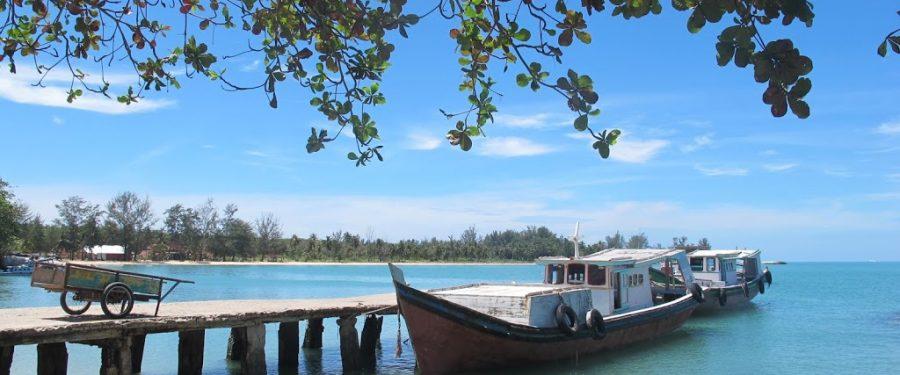 Pantai Cantik Di Dekat Jakarta