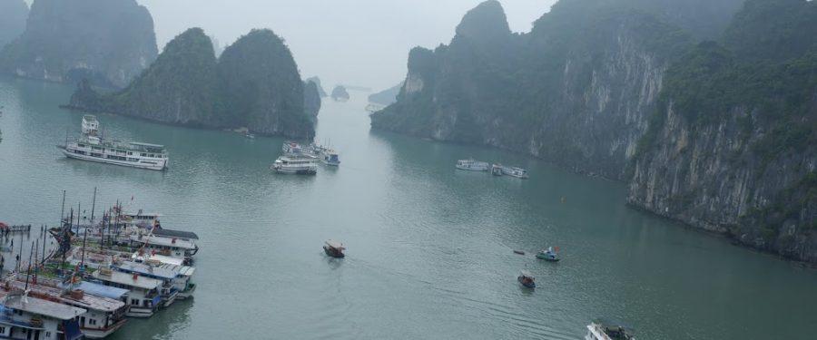 Hanoi, Vietnam : Kota Ramah Di Tepi Sungai Merah