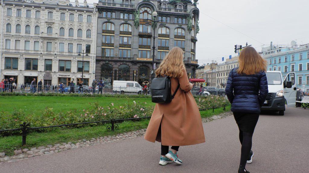 RUSIA : Jangan Menilai Buku Dari Covernya